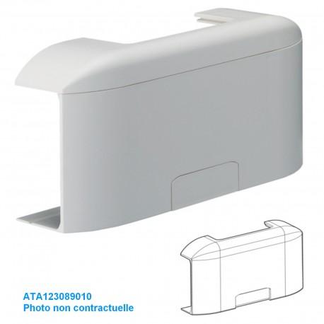 Té, Dérivation, 3D BP Hager ATA123089010