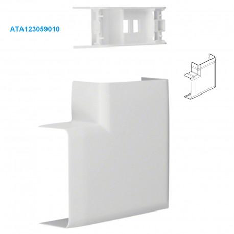 Angle Plat Tehalit ATA 12x30 HAGER ATA123059010 (Bte de 40)