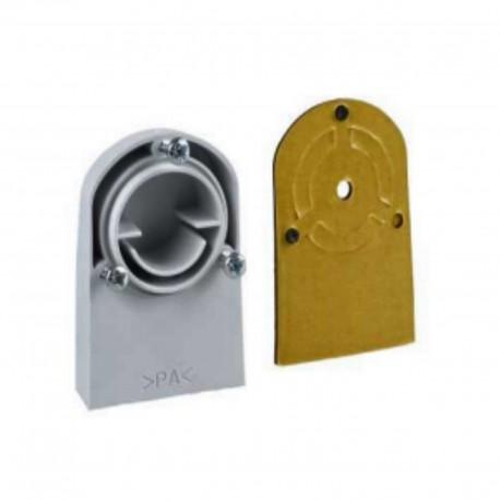 Ouïes aération plastique découpe diamètre 33 mm ClimaSys CA SAREL 04684