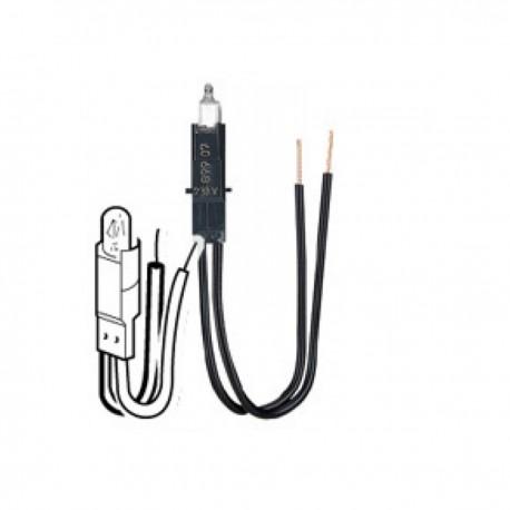 Lampes à câbler 24 V - incandescent blanc - 0,8 W LEGRAND 89902
