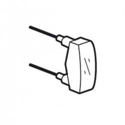 LAMPE DE RECHANGE PROG PLEXO - 230 V - 0,5 mA VERTE ou ORANGE