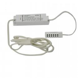Transformateur Elt Slt Flat 35-105VA 220/12V + Mini-D L&S