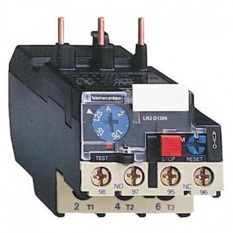 Relais thermique LRD21306 Telemecanique