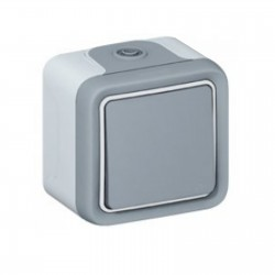 Interrupteur ou va-et-vient Plexo complet 250V Legrand 069711