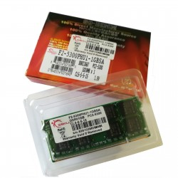 SO-DIMM DDR2 1GB PC2-5300 Barrette mémoire
